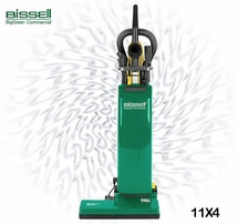 Bissell 11X4 BG11 Bagged Commercial Upright Vacuum Cleaner