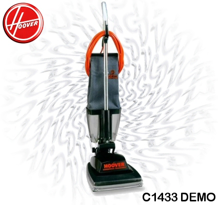 Hoover C1433 Commercial Guardsman Demo