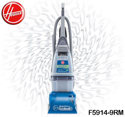 Hoover F5914-9RM  SteamVac Carpet Cleaner -Remanufactured