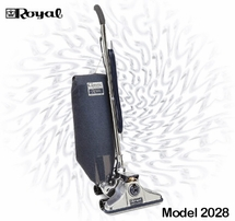 Royal Vacuum - M2028 All Metal Upright