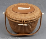 1965 Nantucket Basket by Jose Formosa Reyes