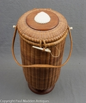 Nantucket Tall Form Basket Purse by Jose Formosa Reyes 1974