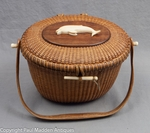 1976 Jose Formosa Reyes Nantucket Lightship Basket