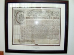Antique 17th century English Document from the Reign of King Charles II 1660-168