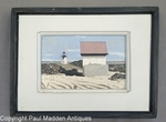 Nantucket Brant Point by John Austin