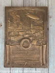 Vintage Medallic Art Goodyear Award Plaque / Automobilia from Cape Cod