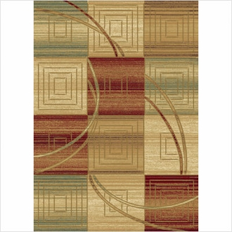 1923Mi Carter Multi Area Rug By Shadows