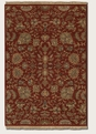 All Over Tabriz Rust 0425/0105 Jangali Area Rug by Couristan