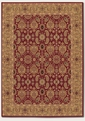 Couristan Royal Kashimar 8132/2608 Red Rug