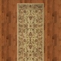 Allure 002a1 Beige Machine Made 100% Nylon Sphinx Rugs