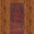 Allure 004c1 Red Machine Made 100% Nylon Sphinx Rugs