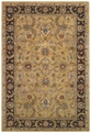 Amber Brown Monticello Area Rug by Capel
