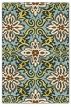 Chandra Amy Butler Amy-13202 Temple Garland Area Rug