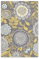 Chandra Amy Butler Amy-13211 Lacework Area Rug
