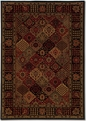 Antique Baktiari Midnight 3721/4876 Everest Area Rug by Couristan