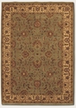 Antique Ispaghan Sage Camel 8001/1122 Orissa Area Rug by Couristan