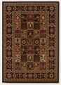 Antique Nain 8199/2599 Royal Kashimar Area Rug by Couristan