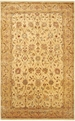 Antiquities <br>AN03 <br>Gold / Gold <br>Hand Knotted <br>100% Wool <br>MER Rugs