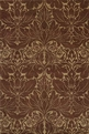 Arabesque AQ-02 Copper Area Rug by Momeni