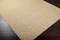 Archive ACH-1707 Gold White Rug by Surya