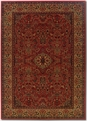 Ardebil Crimson 3760/4872 Everest Area Rug by Couristan