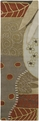 Artist Studio  ART - 62  Hand Tufted  New Zealand Wool  Surya Rugs