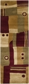 Artist Studio  ART - 87  Hand Tufted  New Zealand Wool  Surya Rugs