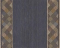 Ashton 920R Blue Contemporary Carpet Stair Runner