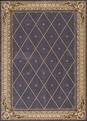 Ashton House AS03 Blue Rug by Nourison