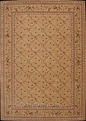 Ashton House AS08 Gold Rug by Nourison