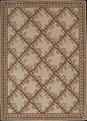 Ashton House AS09 Beige Area Rug by Nourison