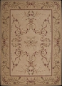 Ashton House AS10 Light Gold Area Rug by Nourison