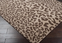 Athena ATH-5000 Tan Brown Area Rug by Surya