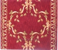 Barcelona BR01 Burgundy European Custom Runner