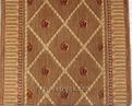 Barcelona BR03 Cocoa European Carpet Stair Runner