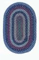 BC-52 Winter Blues Boston Common Rug by Colonial Mills