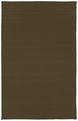 Bikini 3020 Chocolate 40 Outdoor Rug by Kaleen