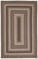 Bimini 3010 60 Mocha Outdoor Area Rug by Kaleen