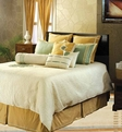 Bloom <br>BT-543 <br>Cream / Beige <br>Staple <br>80% Viscose <br>20%Polyester <br>Made in India <br>Home Texco Bedding