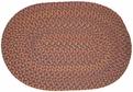 Blossom BL-77 Terracotta Area Rug by Rhody