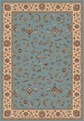 Blue 43012 5465 Radiance Area Rug By Dynamic