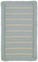 Blue Boathouse Rug by Capel