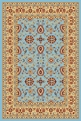 Blue Cream 2803 510 Yazd Rug By Dynamic