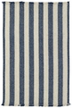 Blue Stripe Nags Head Area Rug by Capel