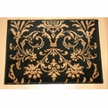 Brilliance BRI-07 Black Carpet Stair Runner
