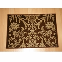 Brilliance BRI-07 Brown Carpet Stair Runner