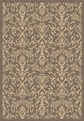 Brown 2742 3009 Piazza Outdoor Area Rug By Dynamic
