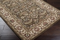 Caesar CAE-1003 Chocolate Forest Area Rug by Surya