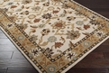 Caesar CAE-1010 Beige Tan Area Rug by Surya