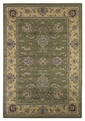 Cambridge 7343 Sage/Beige Bijar Rug by Kas
